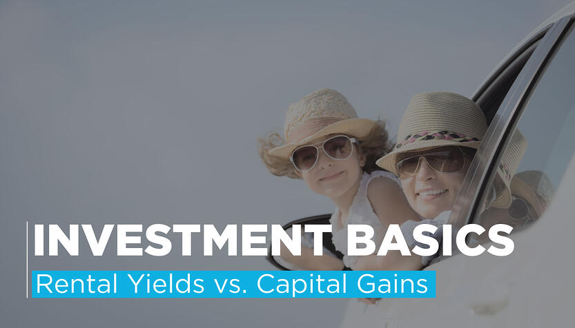 Property Investment for Beginners: Rental Yields versus Capital Gains