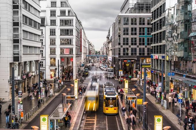 Berlin's Street