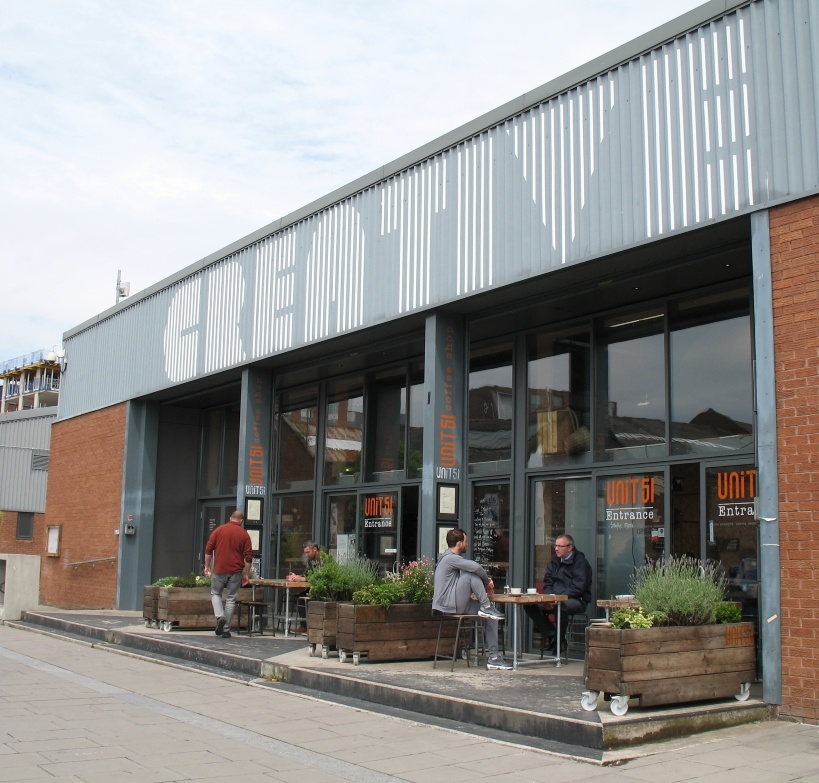 Unit 51 at Baltic Creative is the area's food and drink hub.jpg